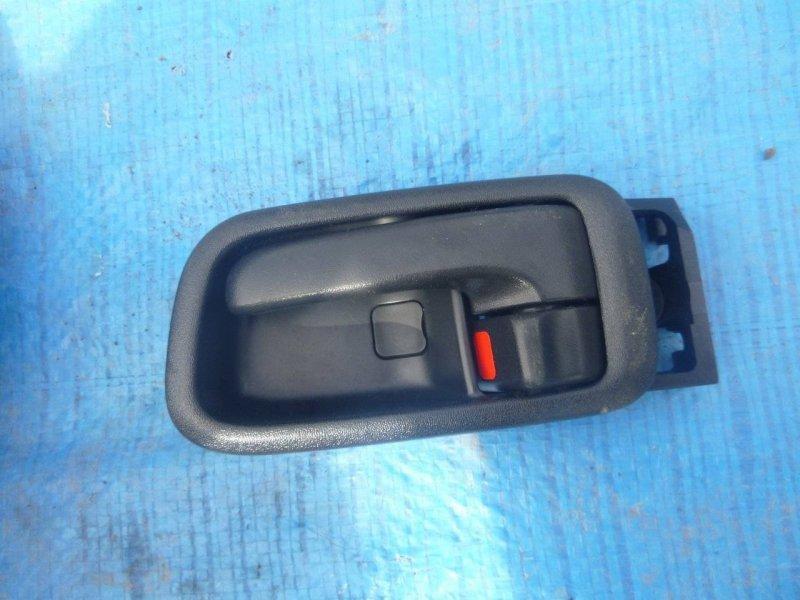 Ручка двери внутренняя Toyota Comfort LXS12 1TRFE левая (б/у)