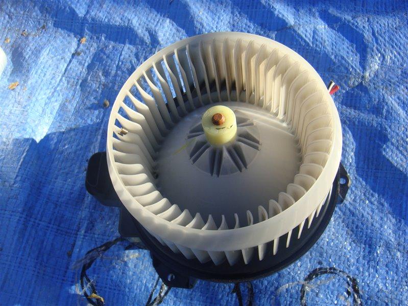 Мотор печки Toyota Allion NZT260 2ZRFXE 2009 (б/у)