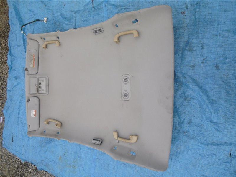 Обшивка потолка Toyota Crown GRS182 3GR 2004 (б/у)