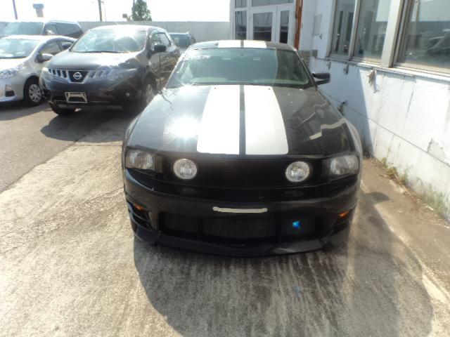 Капот Ford Mustang 1ZV 6G974AA 2007 (б/у)