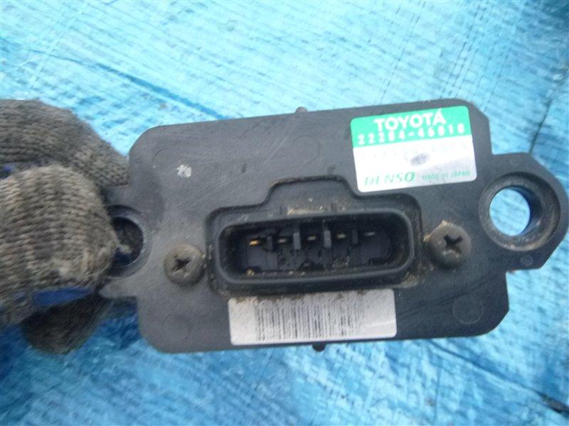 Расходомер воздушный Toyota Aristo JZS161 2JZGTE 2000 (б/у)