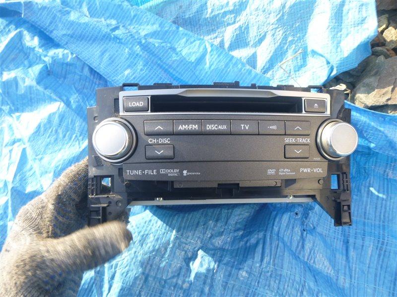 Магнитола Lexus Ls600 UVF45 2UR-FSE 2011 (б/у)
