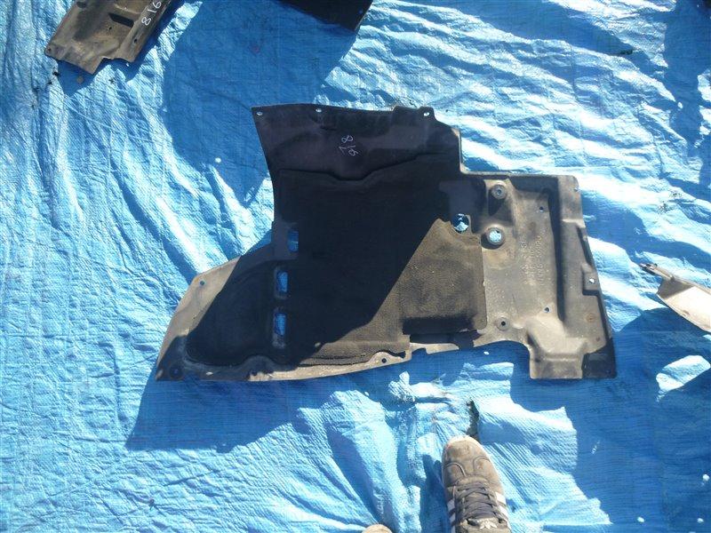 Защита двс Toyota Celica ZZT231 2ZZGE левая (б/у)