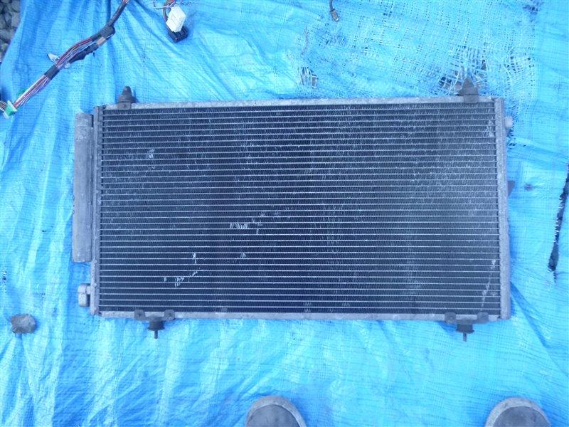 Радиатор кондиционера Toyota Celica ZZT231 2ZZGE (б/у)