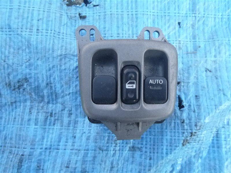 Блок управления стеклоподъемниками Toyota Celica ZZT231 2ZZGE (б/у)