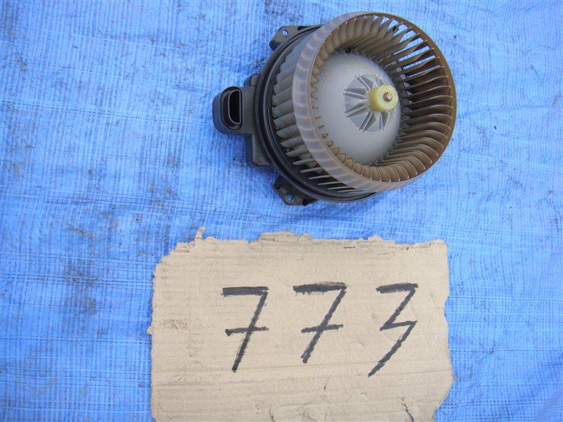 Мотор печки Toyota Allion NZT260 2ZRFXE 2009.11 (б/у)