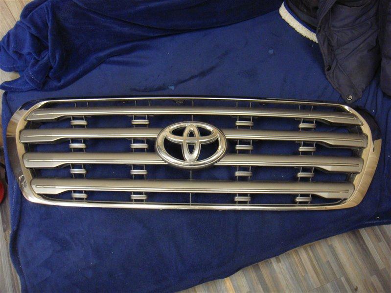 Решетка радиатора Toyota Land Cruiser VZJ200 UZJ200 2010 (б/у)