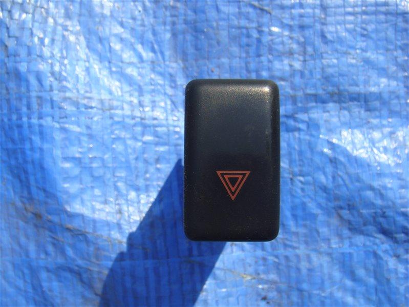 Кнопка аварийной сигнализации Isuzu Vehicross UGS25 6VD1 1997 (б/у)