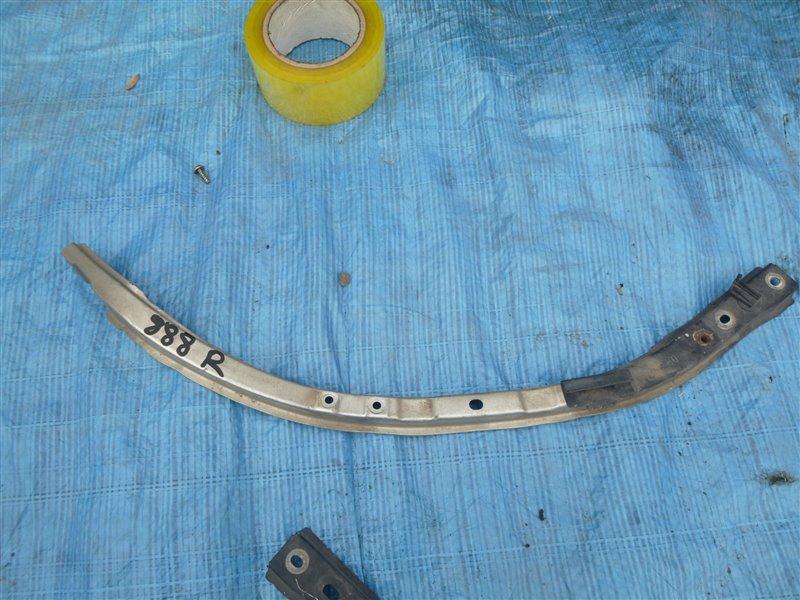 Планка под фары Toyota Soarer UZZ40 3UZFE 2001 передняя правая (б/у)