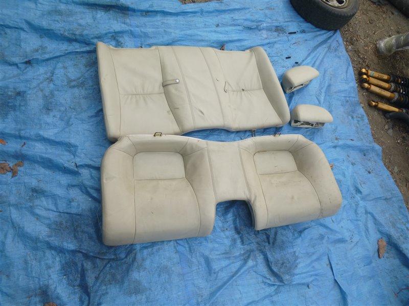 Сидение Toyota Soarer UZZ40 3UZFE 2001 (б/у)