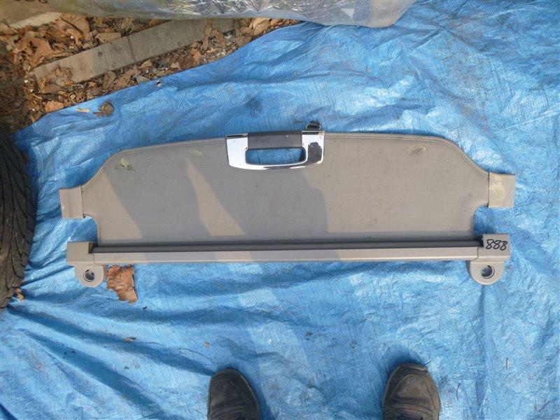 Шторка багажника Toyota Soarer UZZ40 3UZFE 2001 (б/у)