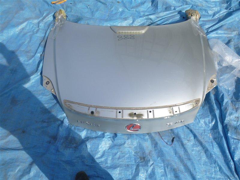 Крышка багажника Toyota Soarer UZZ40 3UZFE 2001 (б/у)