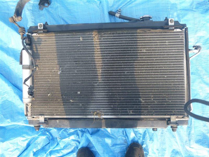 Радиатор двс Nissan Fairlady Z33 VQ35DE 2006 (б/у)