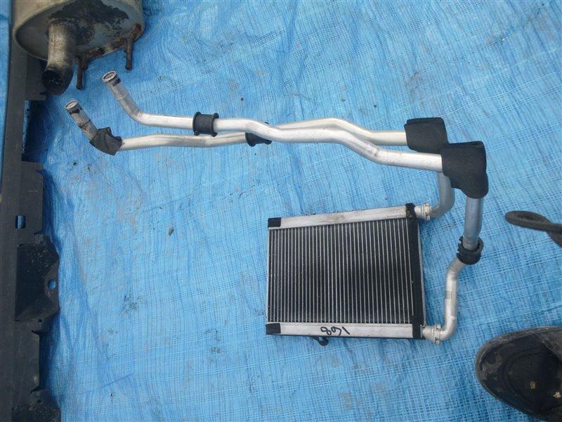 Радиатор печки Toyota Kluger ACU20 1MZ 2002 (б/у)