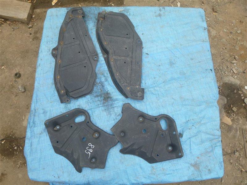 Защита Nissan Fairlady Z33 VQ35DE 2006 (б/у)