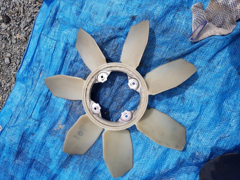 Вентилятор вязкомуфты Toyota 4Runner GRN210 1GR 2006 (б/у)