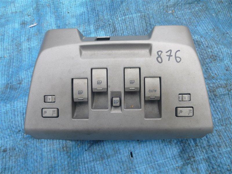 Блок управления стеклоподъемниками Ford Lincoln Navigator 5.4 2004 (б/у)
