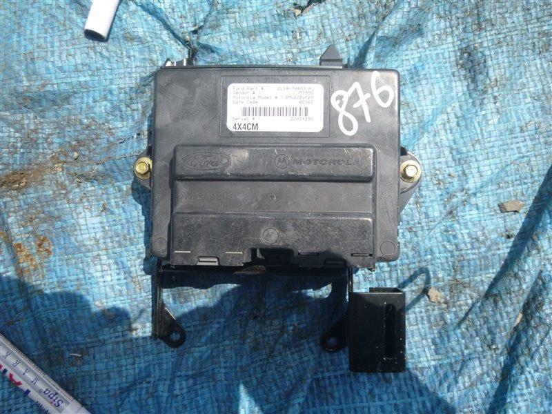 Блок управления 4wd Ford Lincoln Navigator 5.4 2004 (б/у)