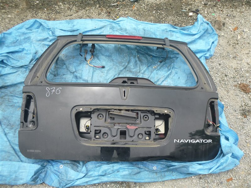 Дверь задняя Ford Lincoln Navigator 5.4 2004 (б/у)