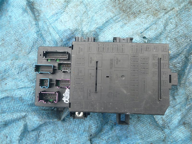 Блок предохранителей Ford Lincoln Navigator 5.4 2004 (б/у)