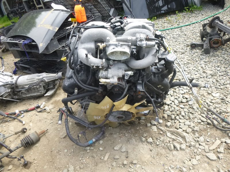Двигатель Ford Lincoln Navigator 5.4 2004 (б/у)