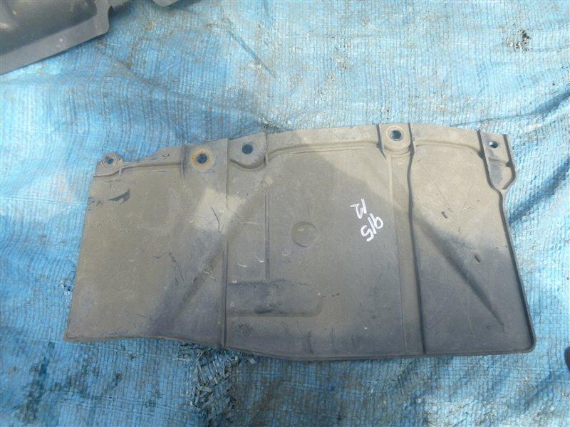 Защита двс Toyota Caldina AZT241 3SGTE 2002 передняя левая (б/у)