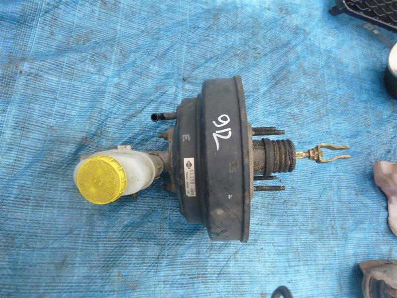 Главный тормозной цилиндр Nissan Laurel GC35 RB20DE 1999 (б/у)