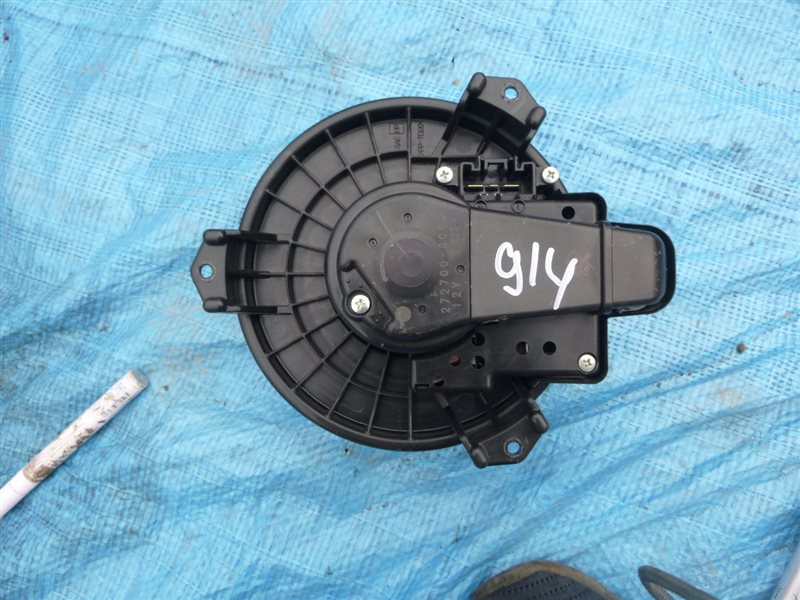 Мотор печки Toyota Mark X Zio ANA10 2GRFE 2008 (б/у)