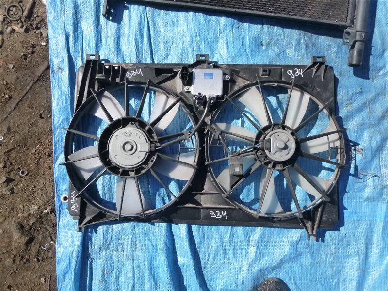 Диффузор радиатора Toyota Crown GWS204 2GRFSE 2011 (б/у)