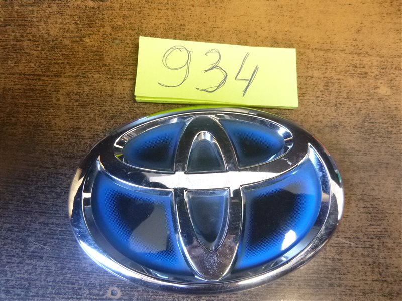 Эмблема Toyota Crown GWS204 2GRFSE 2011 (б/у)