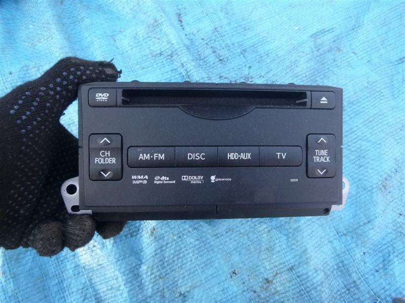 Магнитофон Toyota Crown GWS204 2011 (б/у)