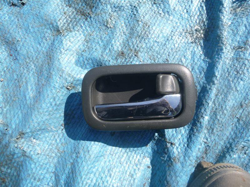Ручка двери внутренняя Nissan X-Trail NT30 2003 передняя правая (б/у)