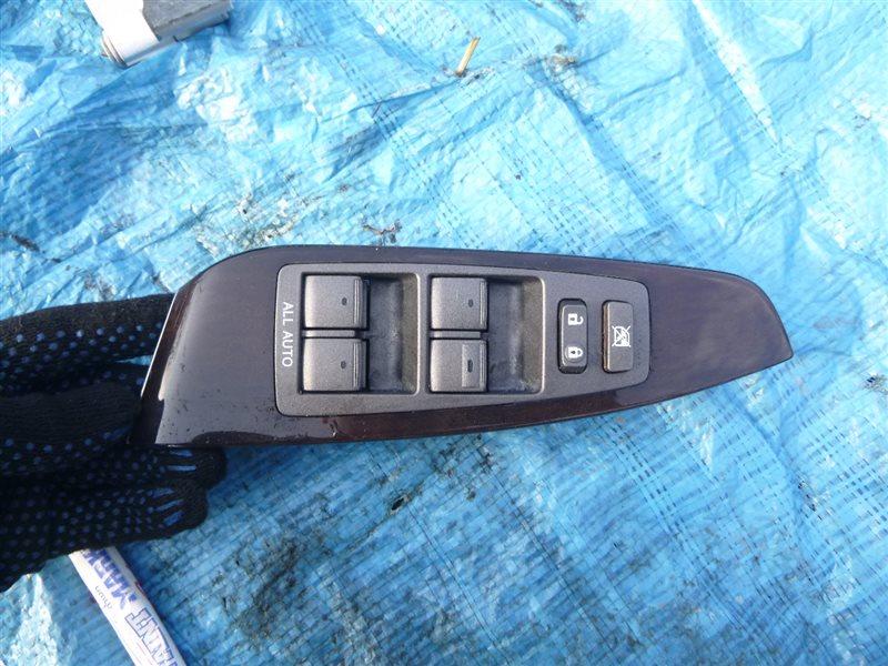 Блок управления стеклоподъемниками Lexus Ls460H USF40 1URFSE 2008 передний правый (б/у)