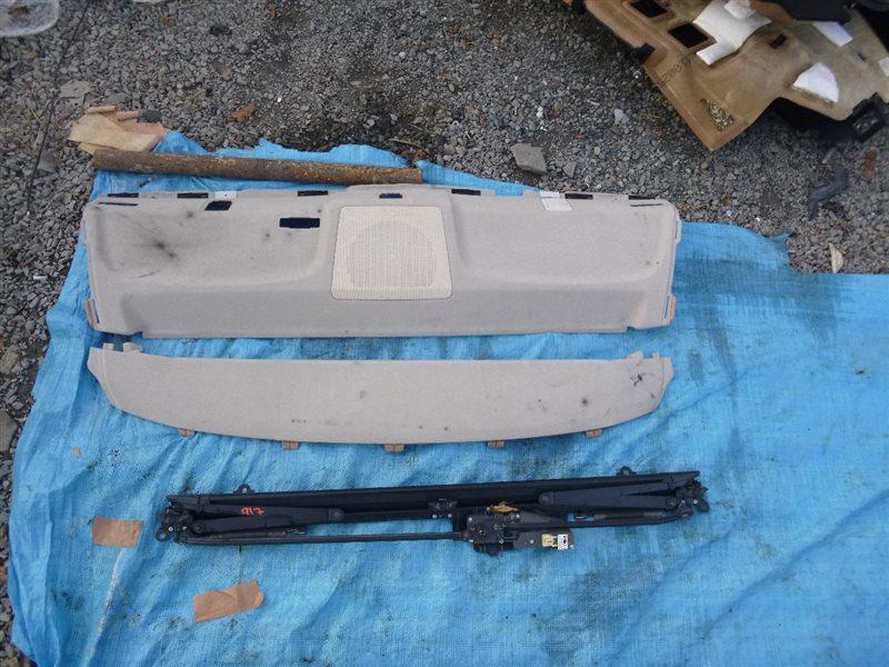 Шторка под  стекло Lexus Ls460H USF40 1URFSE 2008 задняя (б/у)