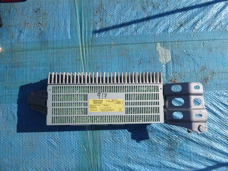 Усилитель магнитолы Lexus Ls460H USF40 1URFSE 2008 (б/у)