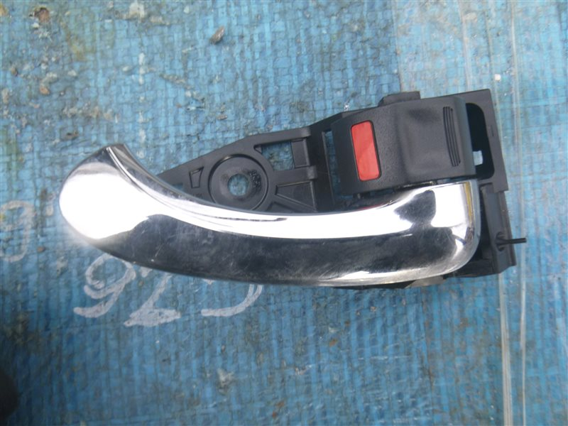 Ручка двери внутренняя Toyota Vanguard ACA33 2AZFE 2008 правая (б/у)