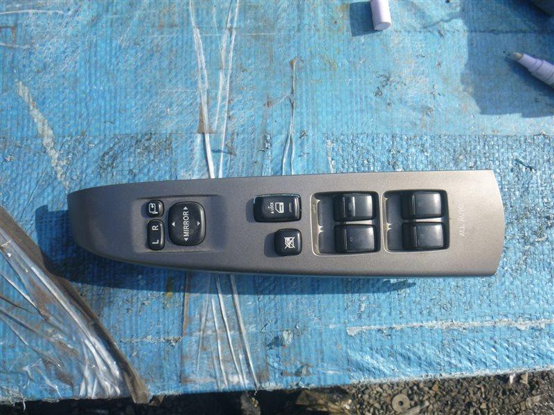 Блок управления стеклоподъемниками Toyota Prius NHW20 1NZFXE 2006 (б/у)