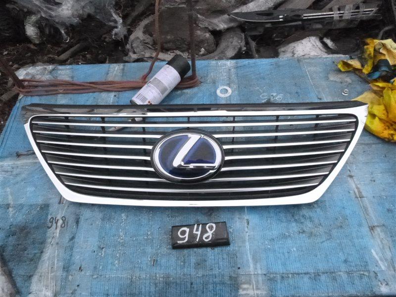 Решетка радиатора Lexus Ls600Hl UVF46 2UR-FSE 2009 (б/у)