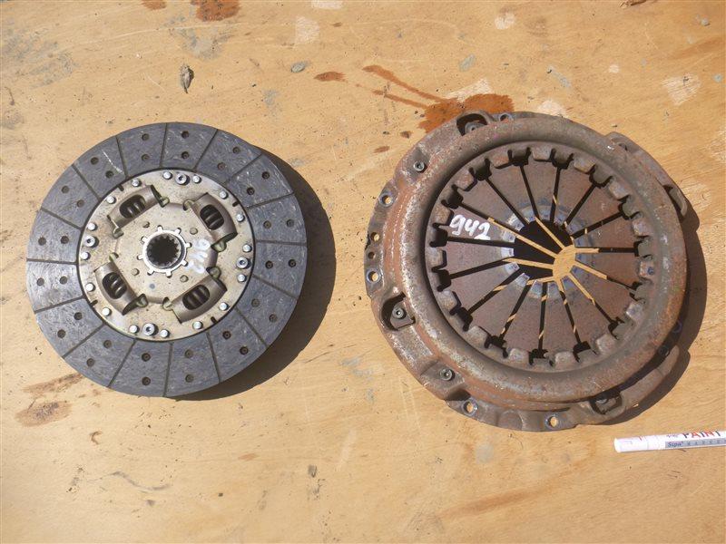 Корзина сцепления Hino Dutro BU300 2008 (б/у)