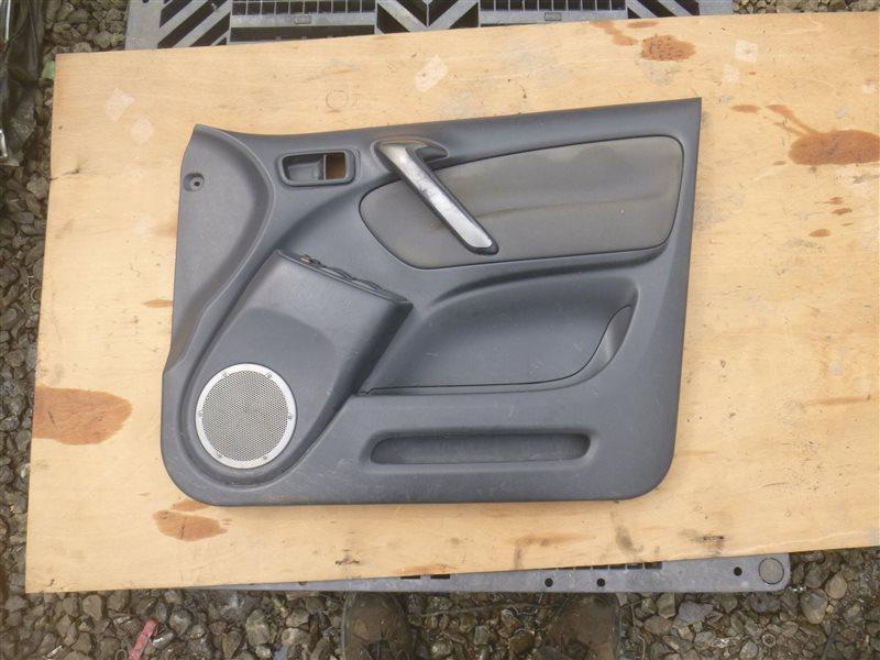 Обшивка двери Toyota Rav4 ACA21 2004 передняя правая (б/у)