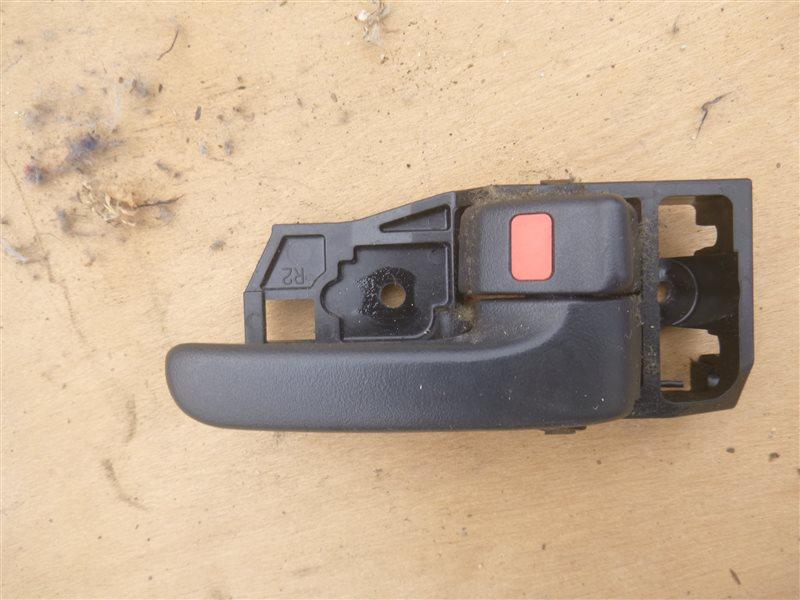 Ручка двери внутренняя Toyota Rav4 ACA21 1AZFSE 2004 правая (б/у)