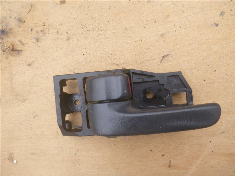 Ручка двери внутренняя Toyota Rav4 ACA21 2004 левая (б/у)