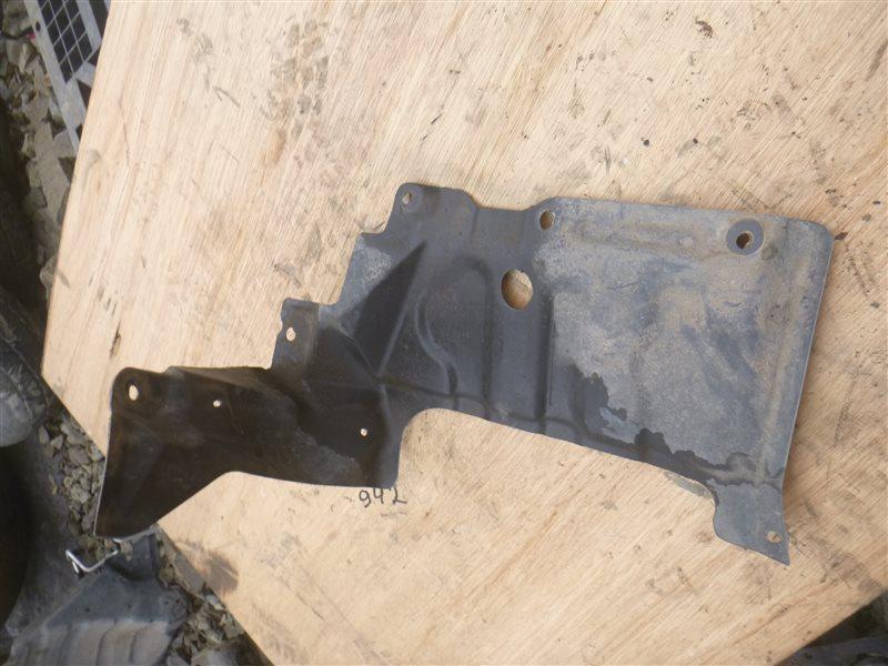 Защита двс Toyota Rav4 ACA21 1AZFSE 2004 передняя левая (б/у)