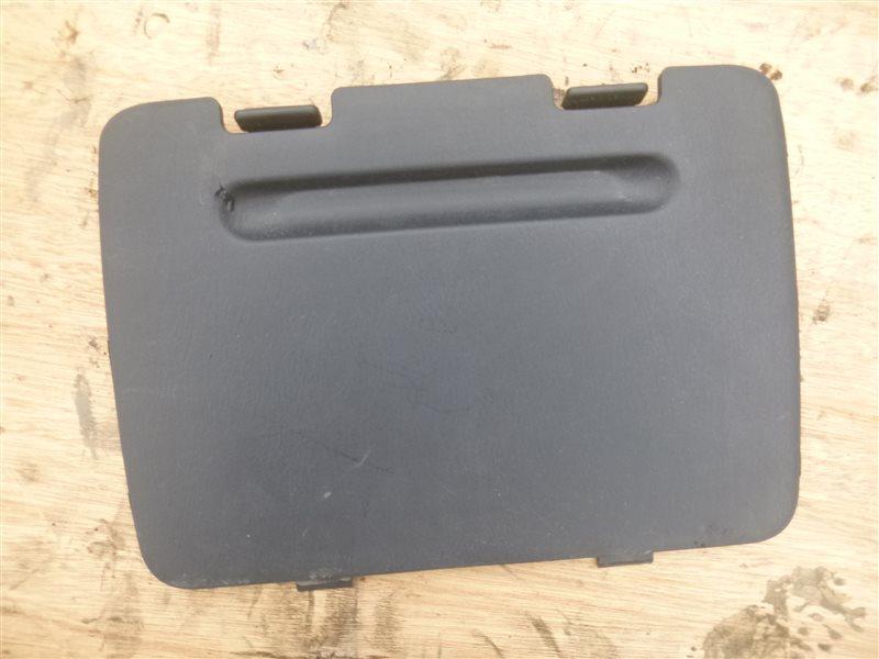 Обшивка багажника Toyota Rav4 ACA21 2004 задняя (б/у)