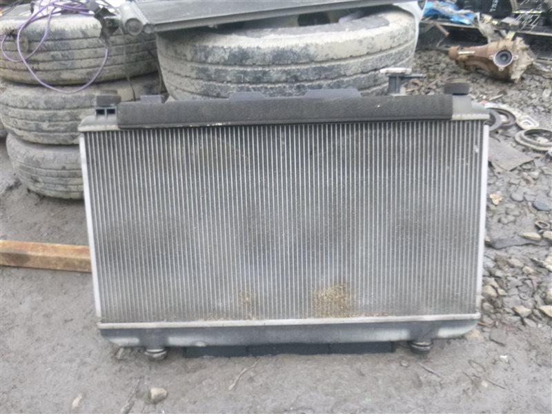 Радиатор двс Toyota Rav4 ACA21 1AZFSE 2004 (б/у)