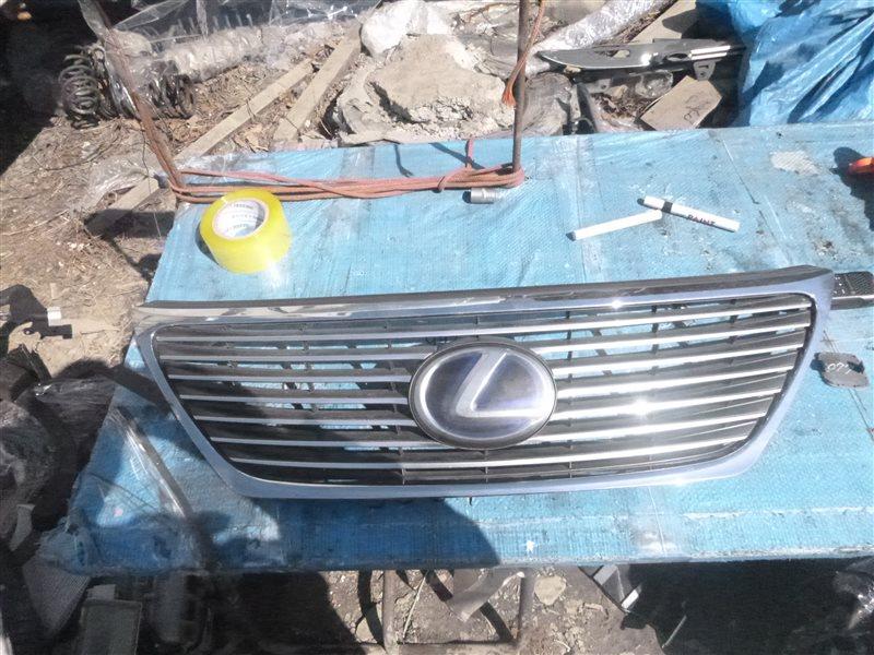 Решетка радиатора Lexus Ls600Hl UVF46 2UR-FSE 2007 (б/у)
