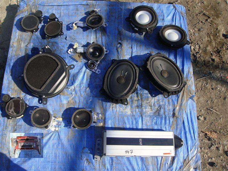 Динамик Lexus Ls600Hl UVF46 2UR-FSE 2007 (б/у)