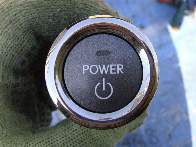 Кнопка запуска двигателя Lexus Ls600Hl UVF46 2UR-FSE 2007 (б/у)