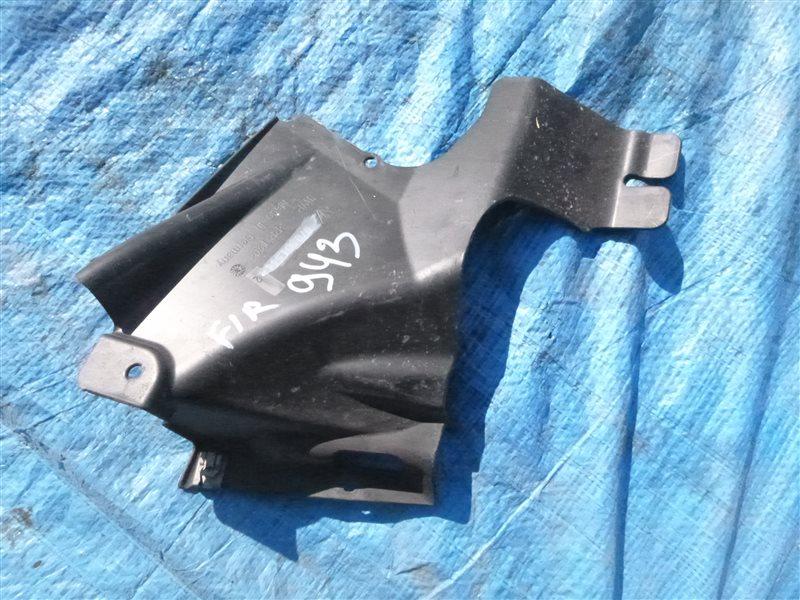 Защита двс Porsche Panamera M48.40 2010 передняя правая (б/у)