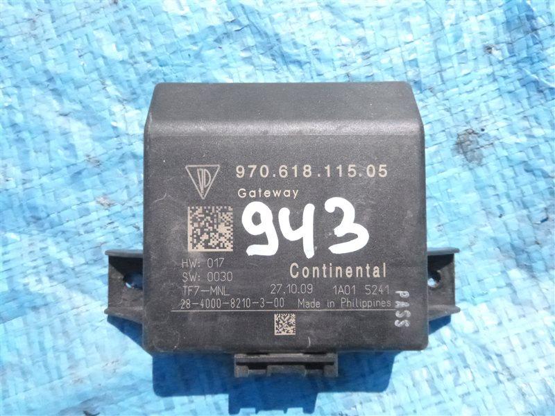 Блок управления Porsche Panamera M48.40 2010 (б/у)